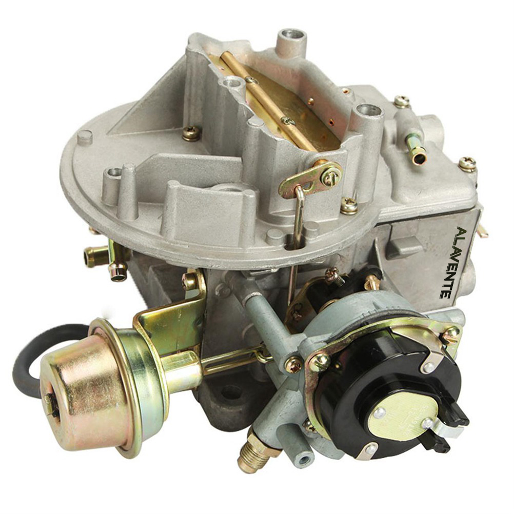 ALAVENTE Carburetor Carb for Ford F100 F250 F350 MUSTANG 2100 2 BARREL Engine 289 302 351 (Automatic Choke)