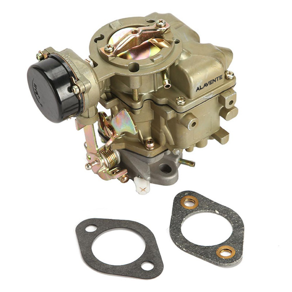 ALAVENTE Carburetor Carb for Ford YF C1YF 6 CIL Type Carter 240-250-300 Engines 6 Cylinder 1975-1982 Vacuum (Automatic Choke)