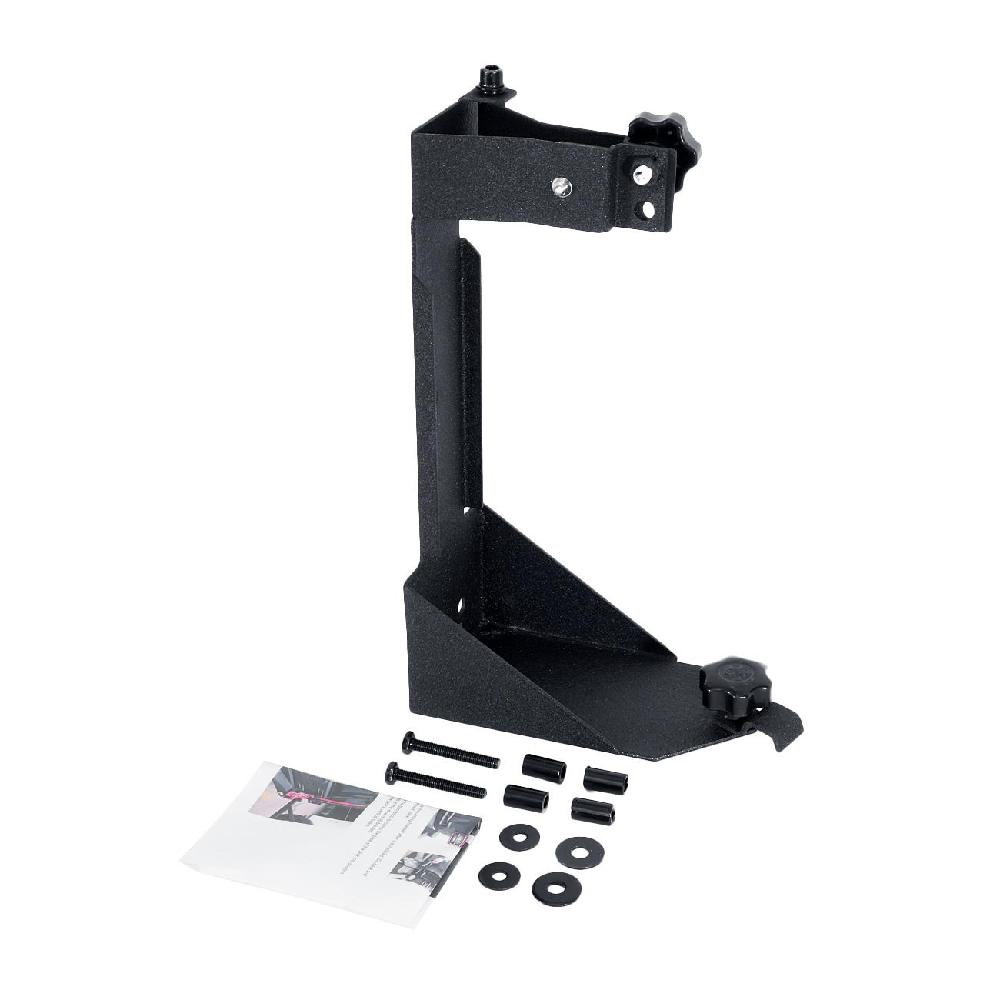 ALAVENTE Jack Mount for 2007-2017 Jeep Wrangle JK Fits most off-road style jacks
